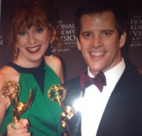 Backstage Drama Wins an Emmy®